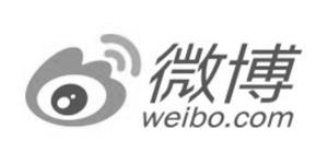 微博-logo-black